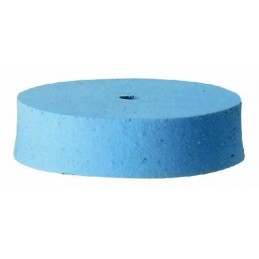 Polissoir en silicone R22 22x6mm grain fin