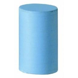 Polissoir en silicone cylindrique C12f 12x20mm grain fin
