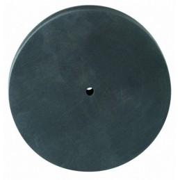 Polissoir meule abrasive en silicone R100/15M grain moyen