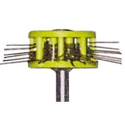 BROSSES A SATINER - TIGE 2.35 MM