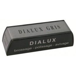 DIALUX GRIS : AVIVAGE ACIER INOX