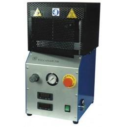 Vulcanisateur hydraulique 250 x 250 x H110mm