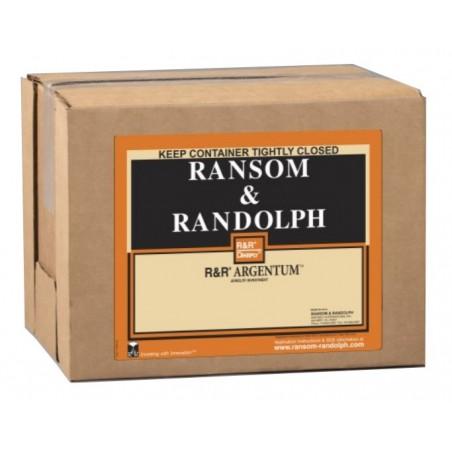 REVETEMENT - PLATRE RANSOM & RANDOLPH ARGENTUM CARTON CARTON DE 22.7Kg
