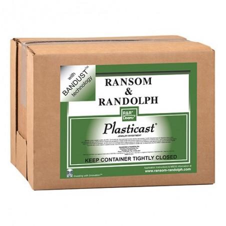 REVETEMENT - PLATRE RANSOM & RANDOLPH PLASTICAST BANDUST CARTON 22.7Kg