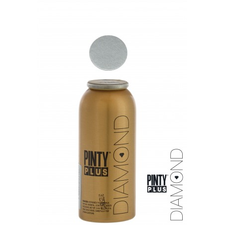 SPRAY PINTYPLUS DIAMOND 140cl - PLATINE
