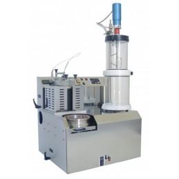 Système compact de coulée avec mélangeur