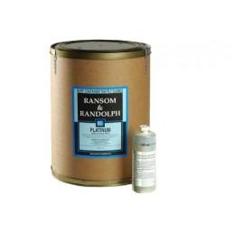 PLATRE PLATINIUM RANSOM & RANDOLPH + BINDER - FUT DE 45 K AVEC PAPIER LINER