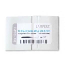 ELECTRODES PUK Wla 0,5MM +...