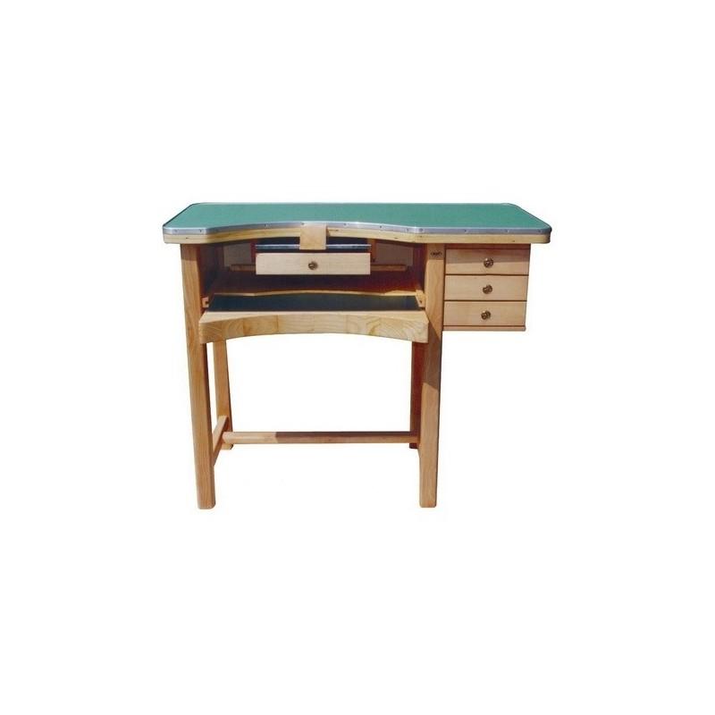 etabli de bijoutier 1 place 3 tiroirs outilor. Black Bedroom Furniture Sets. Home Design Ideas
