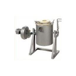 Four pour fondre à gaz 12 kg à bascule manuelle
