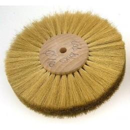 Brosse circulaire laiton