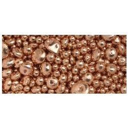 BRONZE D'ART SANS OXYDATION ROSE BR10S 990°